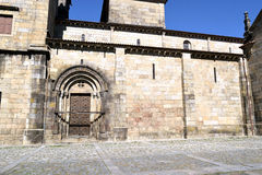 Kathedraal van Braga Stock Foto