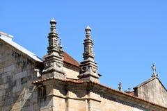 Kathedraal van Braga Royalty-vrije Stock Foto