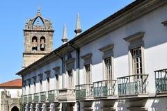 Kathedraal van Braga Royalty-vrije Stock Afbeeldingen