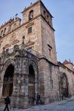 Kathedraal van Braga, details royalty-vrije stock foto's