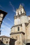 Kathedraal van Burgo DE Osma stock foto's