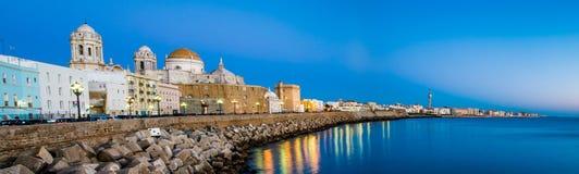 Kathedraal van Cadiz Royalty-vrije Stock Foto's