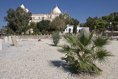 Kathedraal van Carthago royalty-vrije stock foto's
