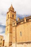 Kathedraal van Chieti Italië Stock Foto