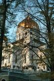 Kathedraal van Christus de Redder Stock Afbeelding
