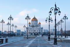 Kathedraal van Christus de Verlosser Royalty-vrije Stock Foto