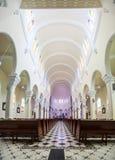 Kathedraal van Dalat, Vietnam Stock Foto's