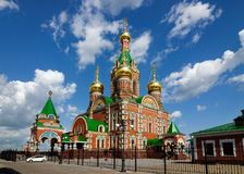 Kathedraal van de Aankondiging van Heilige Maagdelijke Mary royalty-vrije stock foto