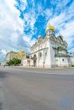 Kathedraal van de Aartsengel Stock Foto's
