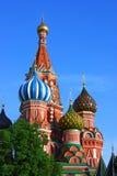 Kathedraal van de Beschermende Sluier van de Moeder van God, Moskou, R Royalty-vrije Stock Fotografie
