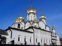 Kathedraal van de Geboorte van Christus van Heilige Maagdelijke Mary Royalty-vrije Stock Afbeeldingen