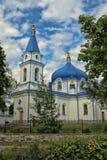 Kathedraal van de Geboorte van Christus van Heilige Maagdelijke Mary Stock Afbeeldingen