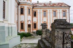 Kathedraal van de Transfiguratie van Lord, Kremenets, de Oekraïne Stock Afbeelding