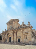 Kathedraal van de Veronderstelling van Maagdelijke Mary. Stock Afbeeldingen