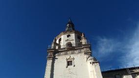 Kathedraal van de Vitoria de Oude Stad Royalty-vrije Stock Foto