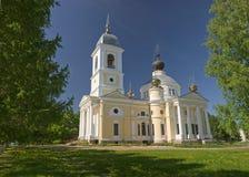 Kathedraal van Dormition stock afbeeldingen