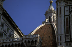 Kathedraal van Florence stock afbeeldingen