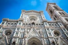 Kathedraal van Florencia stock afbeelding