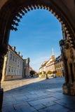 Kathedraal van heilige john doopsgezind in Wroclaw, Polen royalty-vrije stock afbeeldingen