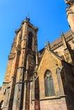 Kathedraal van Heilige Martin Eglise Saint Martin Royalty-vrije Stock Afbeeldingen