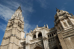 Kathedraal van Heilige Mary van Toledo royalty-vrije stock afbeeldingen