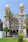 Kathedraal van Heilige Vincent DE Paul Royalty-vrije Stock Afbeeldingen