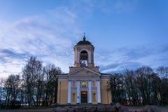 Kathedraal van heiligen Peter en Paul in Vyborg Royalty-vrije Stock Foto