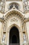 Kathedraal van het Heilige Kruis van Orléans, de Loire-Vallei, Frankrijk Royalty-vrije Stock Foto
