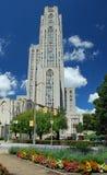 Kathedraal van het Leren Royalty-vrije Stock Afbeelding