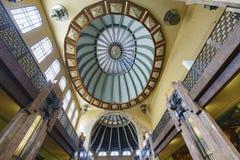 Kathedraal van Kunst in Mexico Stock Foto's