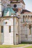 Kathedraal van Luca Stock Fotografie