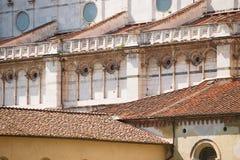 Kathedraal van Luca Stock Afbeelding