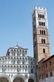 Kathedraal van Luca Stock Foto's