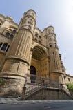 Kathedraal van Malaga Stock Foto