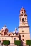 Kathedraal van Morelia II Stock Afbeeldingen