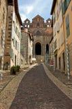 Kathedraal van Notre Dame Royalty-vrije Stock Afbeeldingen