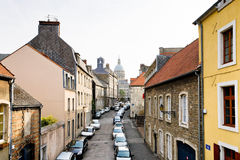 Kathedraal van Notre-Dame in Boulogne-sur-Mer Royalty-vrije Stock Foto's