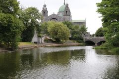 Kathedraal van onze Dame Assumed in Hemel en Sinterklaas, Galway Ierland 3 Royalty-vrije Stock Afbeelding