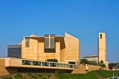 Kathedraal van Onze Dame van de Engelen, Los Angeles. Royalty-vrije Stock Foto's