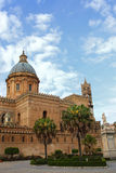 Kathedraal van Palermo Stock Afbeelding