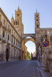 Kathedraal van Palermo Stock Foto's