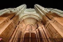 Kathedraal van Palma DE Majorca Stock Foto