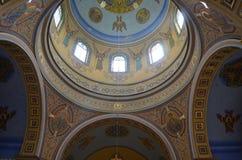 Kathedraal van Peter en Paul Royalty-vrije Stock Afbeeldingen