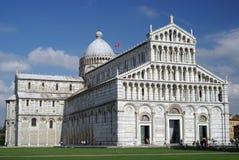 Kathedraal van Pisa Royalty-vrije Stock Fotografie
