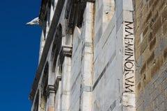 Kathedraal 05 van Pisa Royalty-vrije Stock Foto