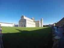 Kathedraal van Pisa - externe mening Royalty-vrije Stock Fotografie