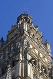 Kathedraal van Reizen Royalty-vrije Stock Afbeeldingen