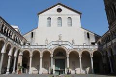 Kathedraal van Salerno Royalty-vrije Stock Fotografie