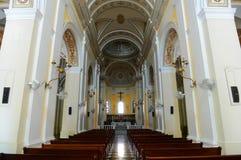 Kathedraal van San Juan Bautista, San Juan, Puerto Rico royalty-vrije stock afbeelding