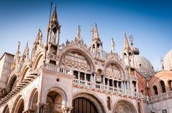 Kathedraal van San Marco, Venetië, Italië Stock Foto